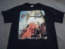 last days of humanity hymns of indigestible suppuration t shirt death metal gut