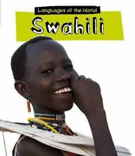 NEW Swahili by Jilly Hunt Paperback Book (Swahili) Free Shipping