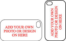 iPhone 5/5s Personalised Phone Case With your own Photo Great Gift Birthdays etc