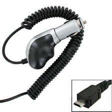 High Quality Heavy Duty Plug in Car Charger for Samsung Cell Phones ALL CARRIERS