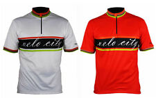 Polaris Velo City Shirt Short Sleeve Cycling Jersey All Colours And Sizes