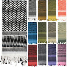 Military Shemagh Lightweight Arab Tactical Desert Keffiyeh Scarf