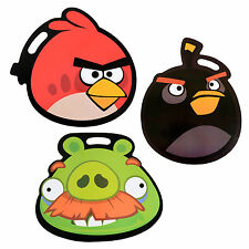 Angry Birds Cushioned Lap Desk Homework Writing Reading Novelty Gift Table Tray