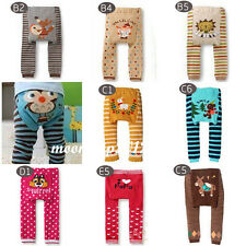 Various Animal design Baby Toddler Infant Clothes Legging Tight Leg Warmer Socks