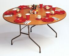 0.75 in. High Pressure Round Folding Table [ID 811106]