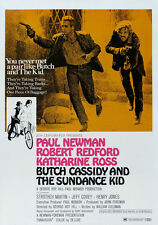 """BUTCH CASSIDY & THE SUNDANCE KID"" .. .. Vintage Movie Poster A1 A2 A3 A4 Sizes"