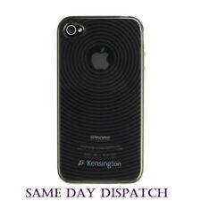 Kensington iPhone 4 4S Protective Silicone Grip Case Black/Clear/Pink