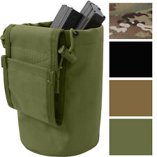 Roll Up Military MOLLE Utility Tools Dump Pouch Bucket