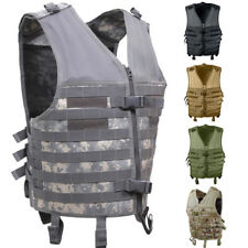 Advanced MOLLE Military Modular Tactical Assault Vest