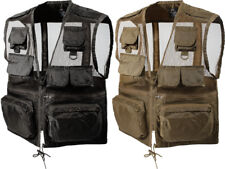 Military Nylon Mulit-Pocket Tactical Recon Vest