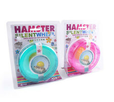NEW ALEX Color Exercise Sports Silent Wheel Toys Special For Hamster
