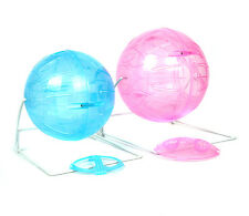 New Color Hamster Exercise Sports Ventilation Ball Toys With Bracket