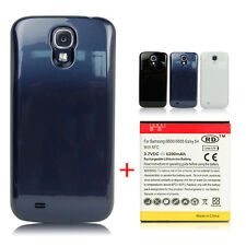 6200mAh Extended Battery With NFC + Cover Door For Samsung Galaxy S IV S4 i9500