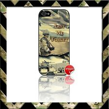 ★ LEST WE FORGET ★ PHONE COVER FOR IPHONE 5 CASE ARMY/NAVY/RAF HELP FOR HEROES#2