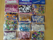 TABLE CONFETTI FOR WEDDINGS / CHRISTENINGS / PARTIES / BIRTHDAYS / AGES / EVENTS