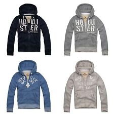 NWT New Hollister By Abercrombie MENS SCRIPPS PIER HOODIE
