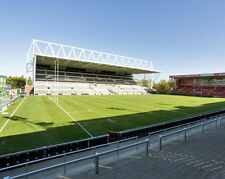 LEICESTER TIGERS 02 NEW STAND PHOTO PRINT