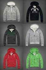 NWT New Winter Abercrombie & Fitch Mens Hoodie