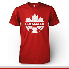 Canada Soccer Football T Shirt Jersey