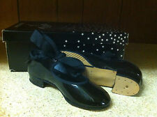 CAPEZIO 400 TYETTE LEATHER CHARACTER ORGAN THEATER DANCE SHOES CHILD OR ADULT