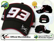 NEW OFFICIAL 2013 GENUINE MARQUEZ 93 BLACK BASEBALL CAP VR/46 HAT VR46 RANGE
