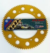 Kart CZ Chain 98-116 Link Any Size & Sprocket Any Size The Best Price - Rotax -