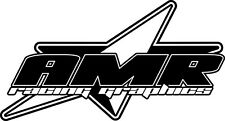 AMR Racing Custom Graphics Kit  Select from ATV - MX - SLED - UTV - DOORS - KART