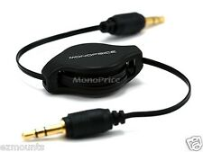 NEW CAR STEREO CONNECTOR TO AUX 3.5MM AUDIO CABLE Smart Phones, Cell Phones