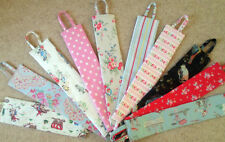 SPECIAL OFFER our sample CURTAIN band tiebacks in choice of CATH KIDSTON FABRIC