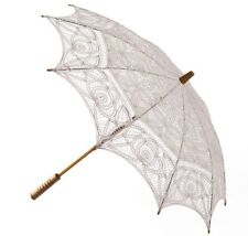 Parasol Victorian Style Cotton Lace available in 8 colours By The 1 for U