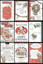 RELATION & FRIEND ~ Quality Cute card ~ Christmas Cards ~ FABULOUS VERSES ~ L@@K