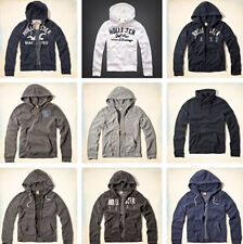 New Abercrombie by Hollister Mens Hoodie  Size M L