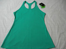 NIKE WOMEN'S NEW GREEN ATHLETIC TRAINING TANK TOPS VARIOUS SIZES
