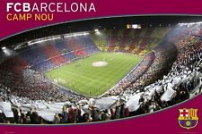 New Camp Nou FC Barcelona Poster