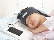 Sleeping Headband Headphone Headsets for Iphone 4 4S 5 5S 5C/Samsung S3 S4 S5