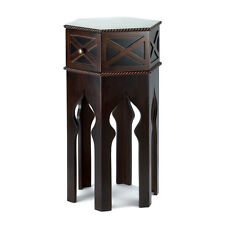 MOROCCAN NIGHT STANDS, SHABBY ELEGANCE SIDE TABLES, MOROCCAN-STYLE NIGHT STANDS