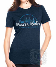 WALTER WHITE METH LABS Funny Disney Breaking Bad TV Show Walt Heisenberg T Shirt