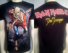 AUTHENTIC IRON MAIDEN JUMBO TROOPER EDDIE METAL ROCK BAND T SHIRT S M L XL 2XL