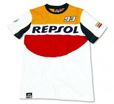 New Official Marc Marquez 93 Repsol Honda T'Shirt  -  REMTS 793 06