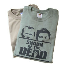 Shaun of the Dead Shirt Youth / Adult Sizes Zombies Zombie Horror Graphic Tshirt