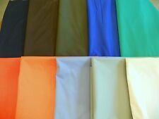 Polyurethane laminate WATERPROOF soft durable fabric colors stretch winter white