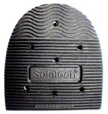 SoleTech Rubber Cowboy Boots Heel Lifts Replacement Repair w/Nails 1 Pair