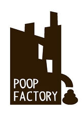 Poop Factory Cute Toddler Baby Infant Messy Diaper Funny T-shirt Nickname