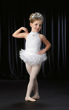 SNOWFLAKE Ballet Tutu w/Crown & Pin CHRISTMAS Dance Costume Child & Adult Sizes
