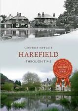 NEW Harefield Through Time by Geoff Hewlett Paperback Book (English) Free Shippi