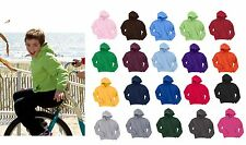 Gildan Heavy Blend YOUTH Hooded Sweatshirt 18500B Size S-XL 20+ colors hoodie