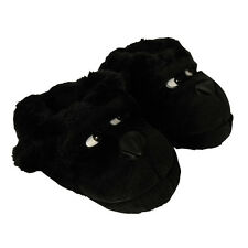 Mens Animal Gorilla Bootee Ankle Boot Novelty Gift Slippers Size 6 7 8 9 10 11