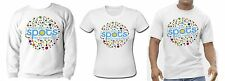 Show Your Spots Pudsey Bear Children In Need T Shirt  Sweatshirt Jumper