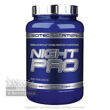 Scitec Nutrition NIGHT PRO Exclusively From Casein Proteins