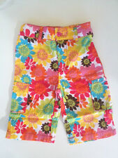 Girls Gorgeous Floral Shorts Pants. Sizes 18/24mths to 5/6 yrs